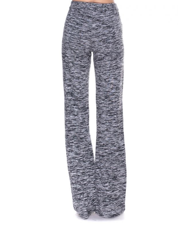 BERSHKA Low Pant Grey - 2