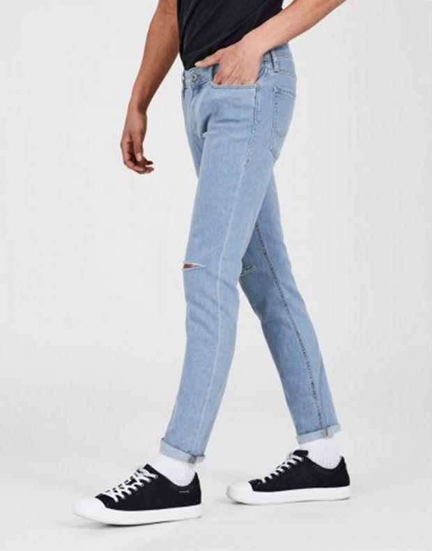 JACK&JONES Liam Original Jeans Light - 12136613/blue - 2