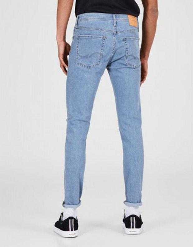JACK&JONES Liam Original Jeans Light - 12136613/blue - 3