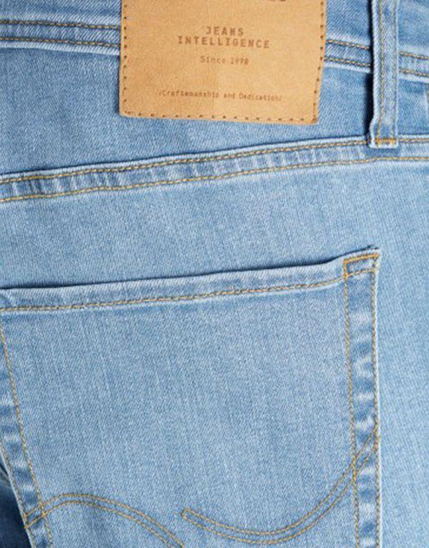 JACK&JONES Liam Original Jeans Light - 12136613/blue - 4