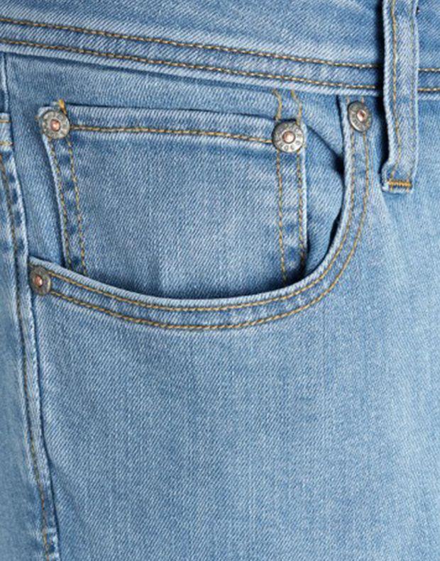 JACK&JONES Liam Original Jeans Light - 12136613/blue - 5