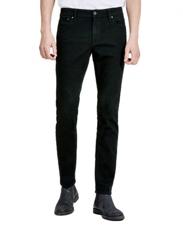 JACK&JONES Iliam Original Jeans - 12134685/black - 1
