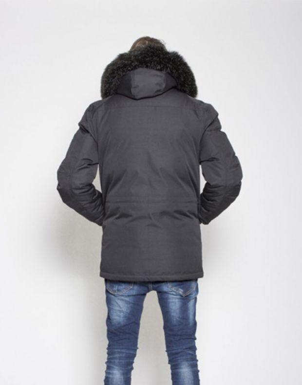 MZGZ Lucky Jacket Black - 3
