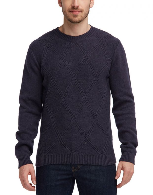 MUSTANG Diamonds Pullover Navy - 1005385/5381 - 1
