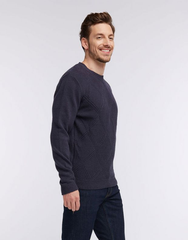 MUSTANG Diamonds Pullover Navy - 1005385/5381 - 4