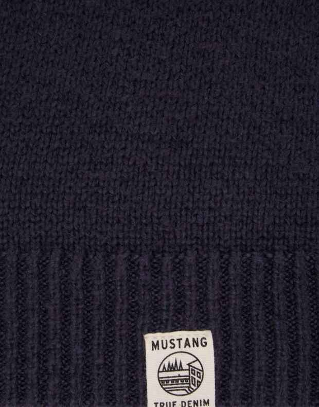 MUSTANG Diamonds Pullover Navy - 1005385/5381 - 6