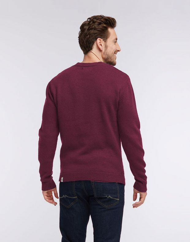 MUSTANG Diamonds Pullover Burgundy - 1005385/7227 - 3