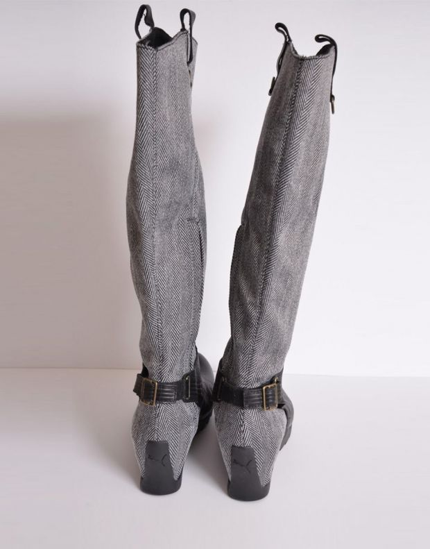 PUMA Balmoral Tweed Boots - 346110-02 - 5