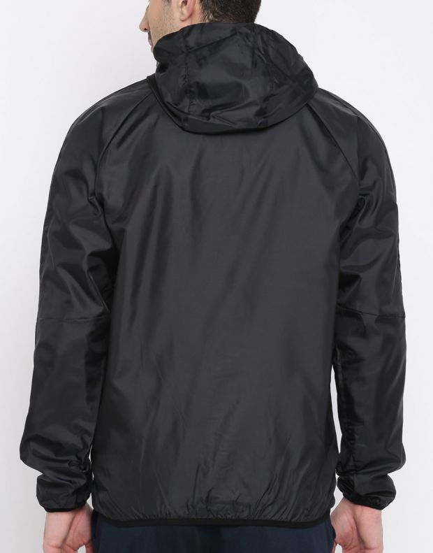 PUMA Essential Windbreaker Black - 594851-01 - 2