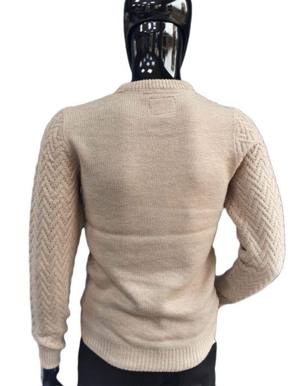 MZGZ Sacks Pullover Stone - sacks/stone - 2