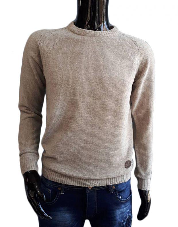 MZGZ Sapa Pullover Beige - Sapa/beige - 1