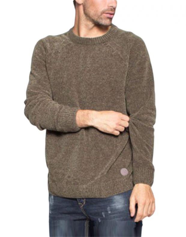 MZGZ Sapa Pullover Kaki - Sapa/kaki - 1