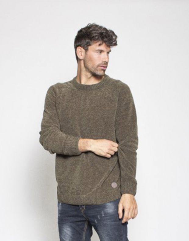 MZGZ Sapa Pullover Kaki - Sapa/kaki - 2