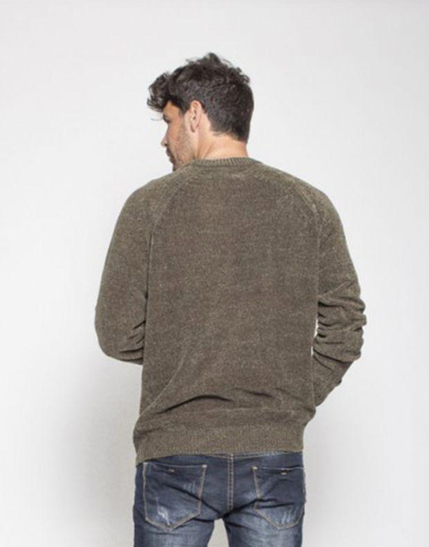 MZGZ Sapa Pullover Kaki - Sapa/kaki - 3