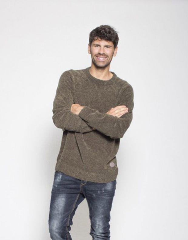 MZGZ Sapa Pullover Kaki - Sapa/kaki - 4