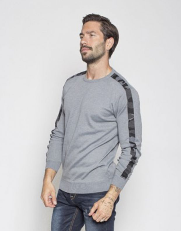 MZGZ Shock Pullover Grey - 2