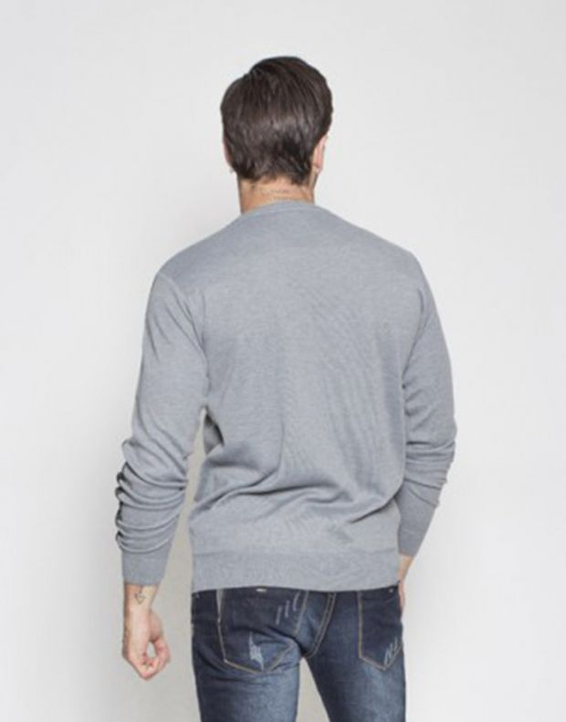 MZGZ Shock Pullover Grey - 3