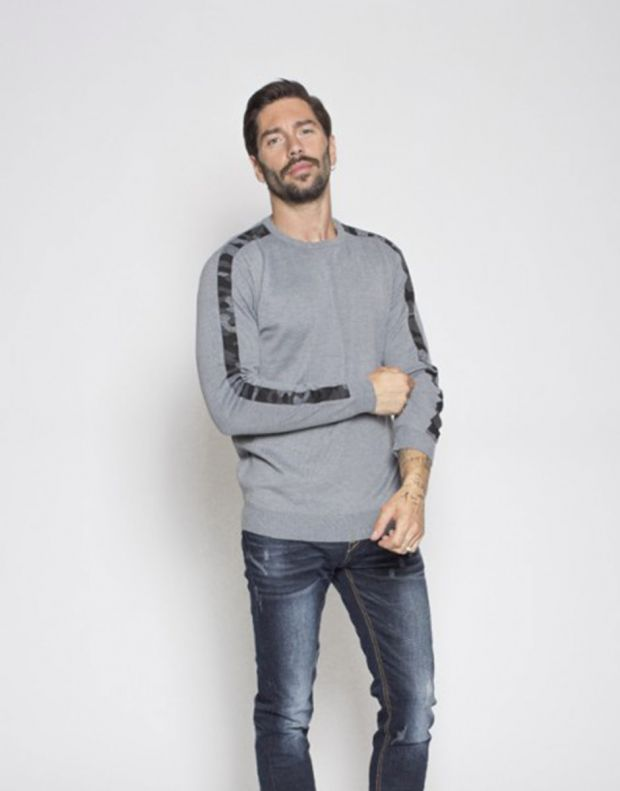 MZGZ Shock Pullover Grey - 4