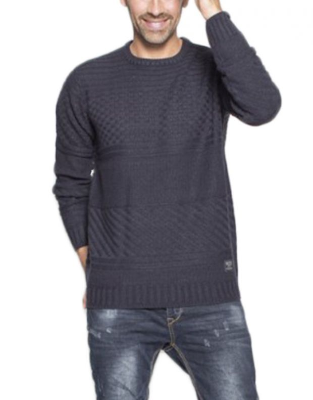 MZGZ Sillow Pullover Blue - sillow/blue - 1