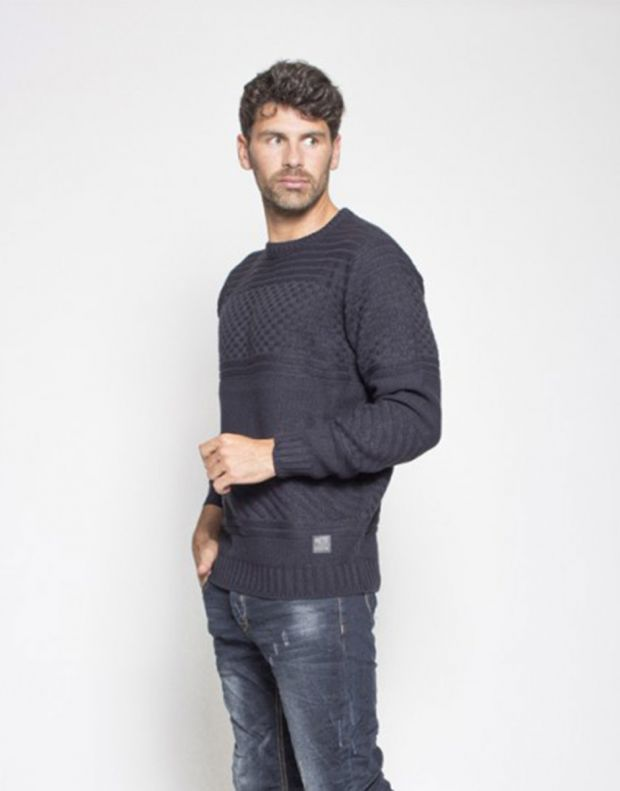 MZGZ Sillow Pullover Blue - sillow/blue - 2