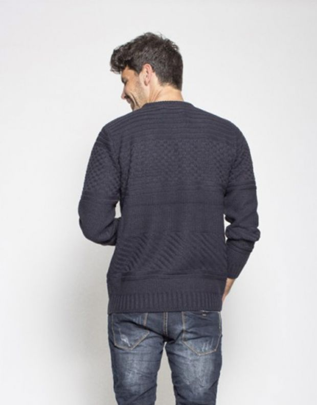 MZGZ Sillow Pullover Blue - sillow/blue - 3