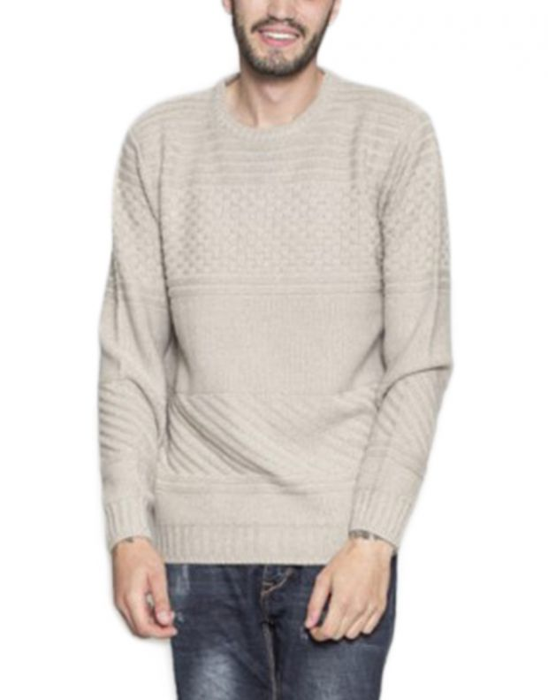 MZGZ Sillow Pullover Ciment - sillow/ciment - 1