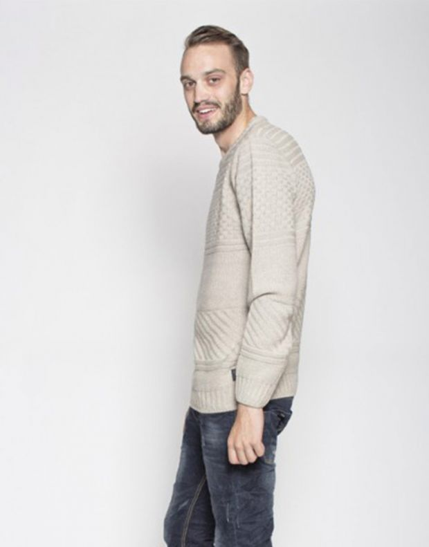 MZGZ Sillow Pullover Ciment - sillow/ciment - 2