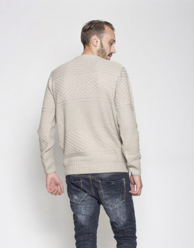 MZGZ Sillow Pullover Ciment - sillow/ciment - 3