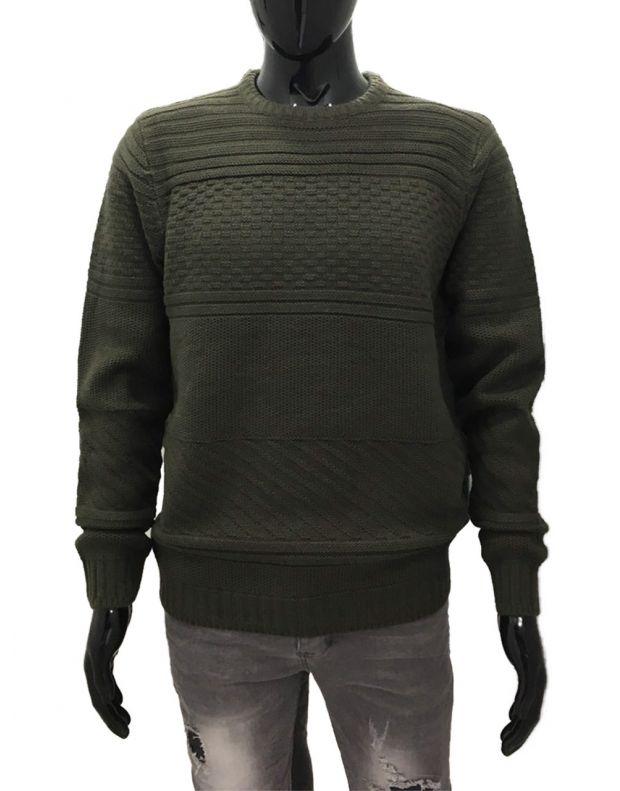 MZGZ Sillow Pullover Kaki - sillow/kaki - 1