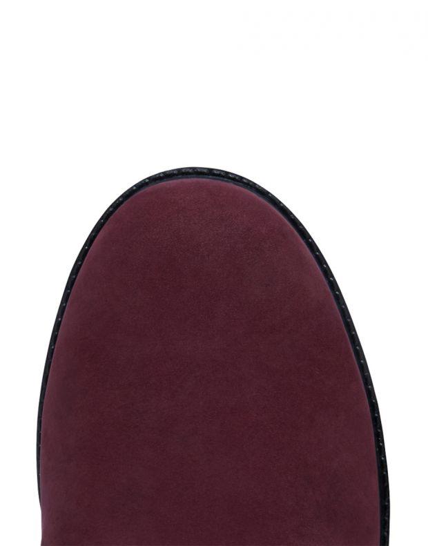 TIMBERLAND Icon 6 Inch Premium WP Burgundy - 6
