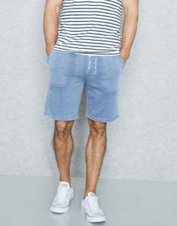 JACK&JONES Vintage Fade Shorts Blue - 2