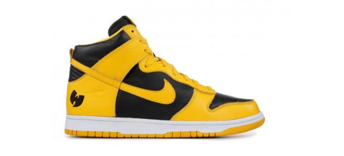 "Nike Dunk High ""Wu-Tang"""