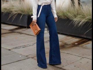 Как да комбинираме панталон и дънки по един и същ начин?