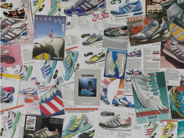 История на марката Adidas