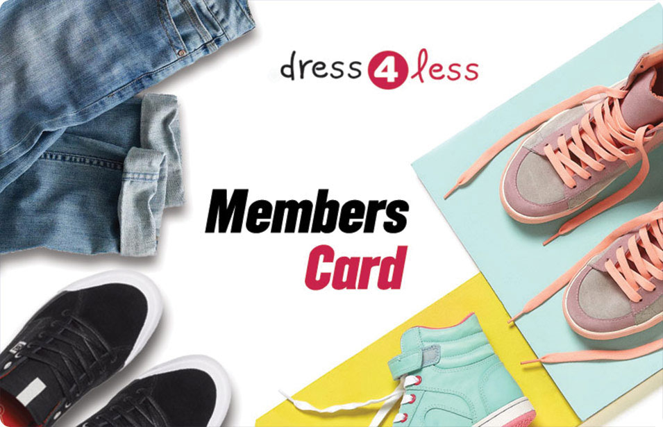 Member Card photo